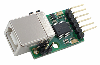 USB to I2C adapter