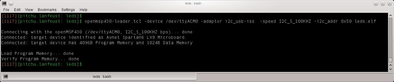 openmsp430-loader Linux