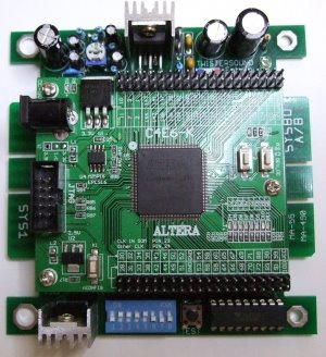 A VHDL 6530 RRIOT :: Overview :: OpenCores